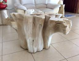 Coffee Tables Made From Trees Coffe Table Cedar Stump End Table Coffee Tables Made Out Of