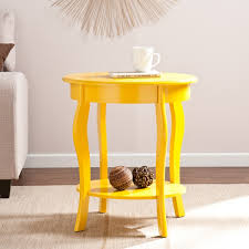 Yellow Accent Table Lovable Oval Accent Table Oval Accent Table Traditional Side
