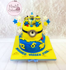 minions cake minions cake cake by hend taha hodzi cakes cakesdecor