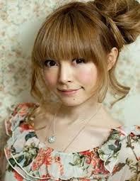 kawaii hairstyles no bangs japanese kawaii hairstyles cute diy how to 3 zibees com