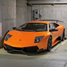 Lamborghini Murcielago Orange - the lexus lfa lamborghini murcielago sv lamborghini and cars