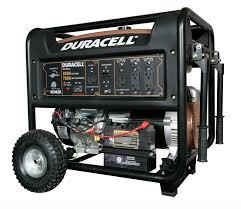duracell duracell 7800 8000 watt duracell portable gas powered