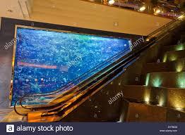 The Burj Al Arab Aquarium By Escalator At The Burj Al Arab World U0027s First Seven