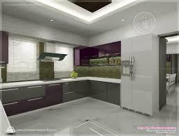 Kitchen Interior Awesome White Black Wood Stainless Modern Design Home Interior