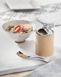 moulin graines de cuisine isen moulin à graines de naturel bois 13 cm peugeot saveurs