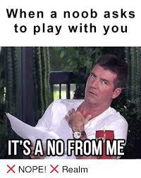 Noob Meme - 25 best memes about noobs noobs memes