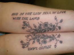 quotes on forearms inofashionstyle com