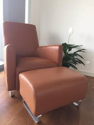 Designer Leather Armchair Designer Leather Armchair Sofa From Bolia In London Gumtree