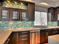purple kitchen backsplash pictures of kitchen backsplash ideas from hgtv hgtv