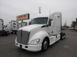 new model kenworth trucks used kenworth trucks for sale arrow truck sales
