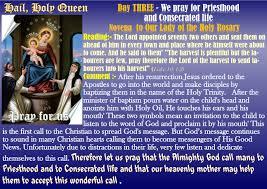 thanksgiving novena novena to our lady of the most holy rosary ta pinu shrine australia