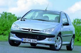 car peugeot 206 peugeot 206 3 doors specs 1998 1999 2000 2001 2002