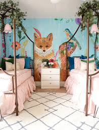 Girls Bedroom Kelly Green Carpet Girls Bedroom Makeover Colorful And Cute Classy Clutter