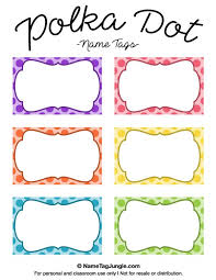 printable name tags best 25 printable name tags ideas on diy party name