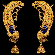 buttalu earrings gold buttalu jhumka khaleera jumki vbj vummidi andhra earrings 4