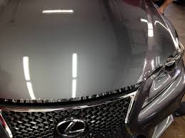 lexus isf motor is f sport chip protection film installers st louis