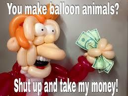 Balloon Memes - 25 best csatai gerg蜻 balloon art lufihajtogat罍s images on