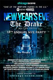 new year u0027s eve party the drake hotel 2018 chicago scene