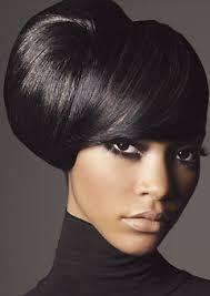 weave updo hairstyles for african americans slick big bun black hair updo updo black hair and black women