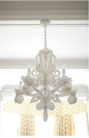 Beachy Chandeliers 223 Best Chandeliers Images On Pinterest Shell Chandelier Sea