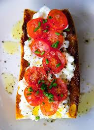 cuisine simple et bonne simple et bon une bruschetta tomates demotivateur food