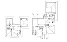 floor plan and elevation drawings revised roof plan and elevations