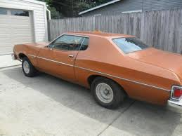 Starsky And Hutch Gran Torino For Sale Buy Used 1974 Ford Torino Starsky U0026 Hutch Project Car In Old