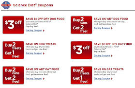 new science diet cat food and dog food printables pennywisepaws