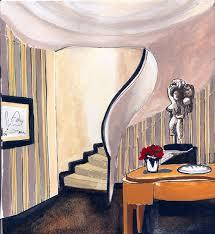 more gil walsh interior paintings by jill karlin jillkarlin com