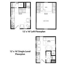 Single Level Open Floor Plans Shed Plans With Loft 10 X 20 Cabin Floor Plan Crtable