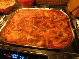 calabrian cuisine calabrian lasagna the lit kitchen