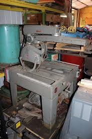 Oliver Table Saw by Woodworking Inter Plant Sales Machinery