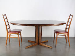 rosewood dining room furniture oval rosewood dining table by bernhard pedersen u0026 son 1960s for
