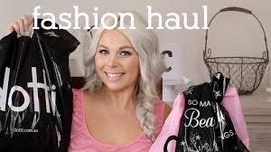 australian clothing haul ally fashion colette cotton on xenia