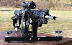 Bench Rest Shooting Rest Gear Review Ctk Precision Shooting Rest And Gun Vise