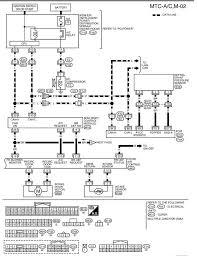 2001 xterra instrument cluster wiring diagram 2001 wiring
