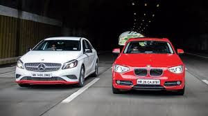 bmw one series india topgear magazine india car gallery mercedes a class vs bmw 1