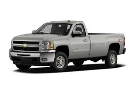standard used chevrolet truck pricing based on year and model