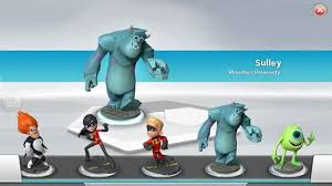 build new worlds with favorite characters using disney infinity