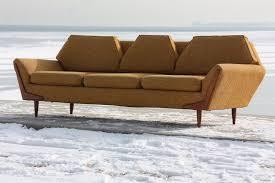 undisputable mid century modern atomic gondola sofa u s a u2026 flickr