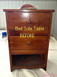 Bedside Table Designs by Bedside Table Ideas Cute Little Trunk Doubles As Nightstand