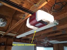 how do you install a garage door opener garage door opener stopped working what u0027s the problem