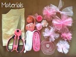 how to make baby headbands how to make a baby headband tutorial by crafts http
