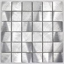 mosaique credence cuisine mosaique credence cuisine en aluminium ma alu48 sygma