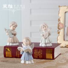 Angel Home Decor Compare Prices On Ceramic Angels Figurines Online Shopping Buy