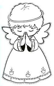 nativity coloring colouring pages