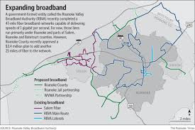 Floyd Va Map Government Owned Broadband Economic Dream Or Taxpayer Nightmare