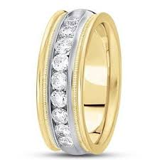 gold mens wedding band husar s house of diamonds men s wedding bands wedding
