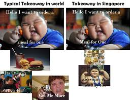 Singapore Meme - singapore food paradise dan s view