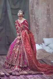 Red Bridal Dress Makeup For Brides Pakifashionpakifashion Beautiful Pakistani Clothes Paki Fashion Pinterest Pakistani